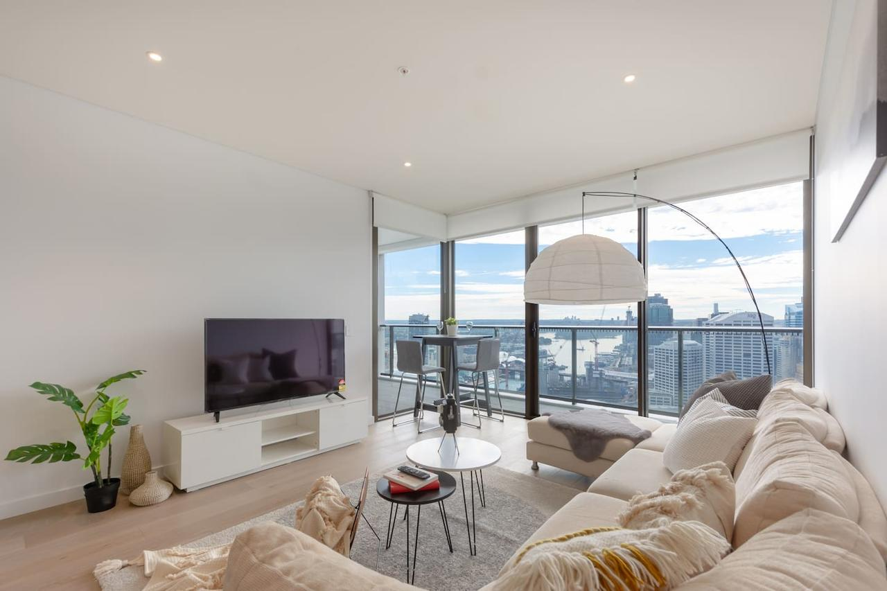 High Rise apt in Heart of Sydney wt Harbour View - Accommodation Batemans Bay