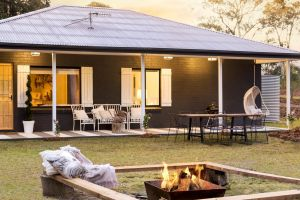 The Woods Farm Jervis Bay - Accommodation Batemans Bay