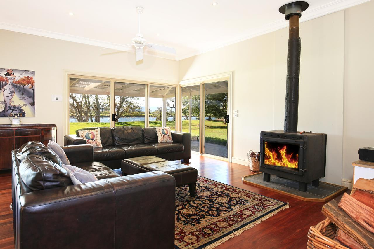 Terara Riverside Retreat - Accommodation Batemans Bay