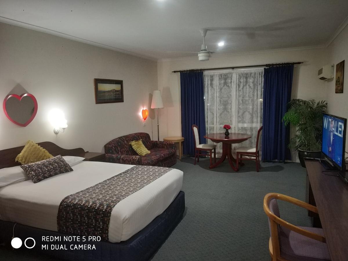 Australia Park Motel - Accommodation Batemans Bay