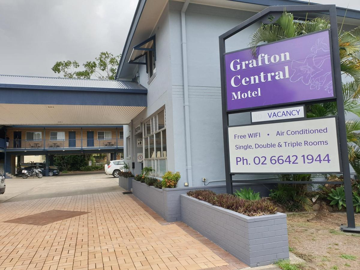 Grafton Central Motel - Accommodation Batemans Bay