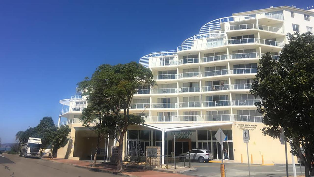 Ettalong Beach Premium Waterview Apartments - Accommodation Batemans Bay