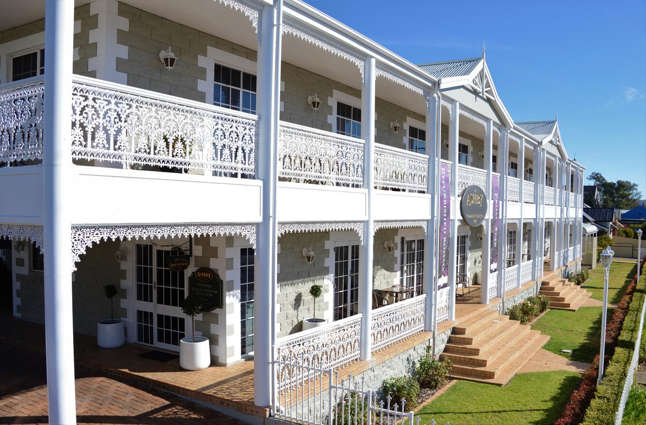 Ashby House Motor Inn - Accommodation Batemans Bay