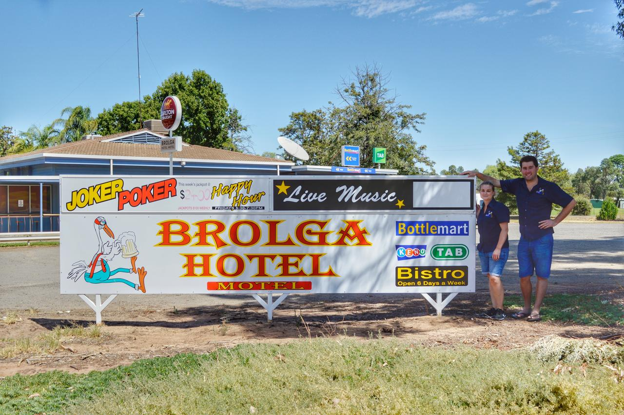 Brolga Hotel Motel - Coleambally - Accommodation Batemans Bay