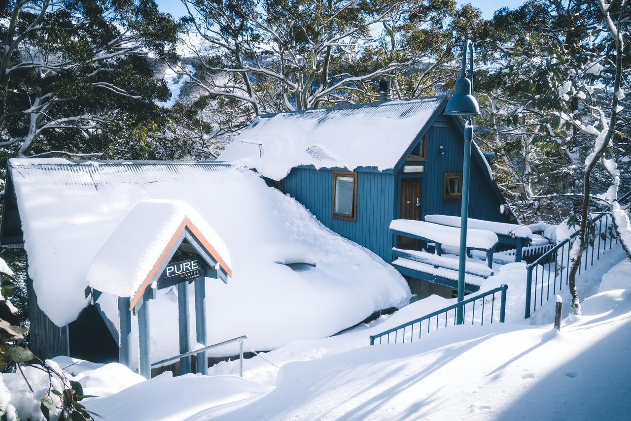 Pure Chalet Thredbo - Accommodation Batemans Bay