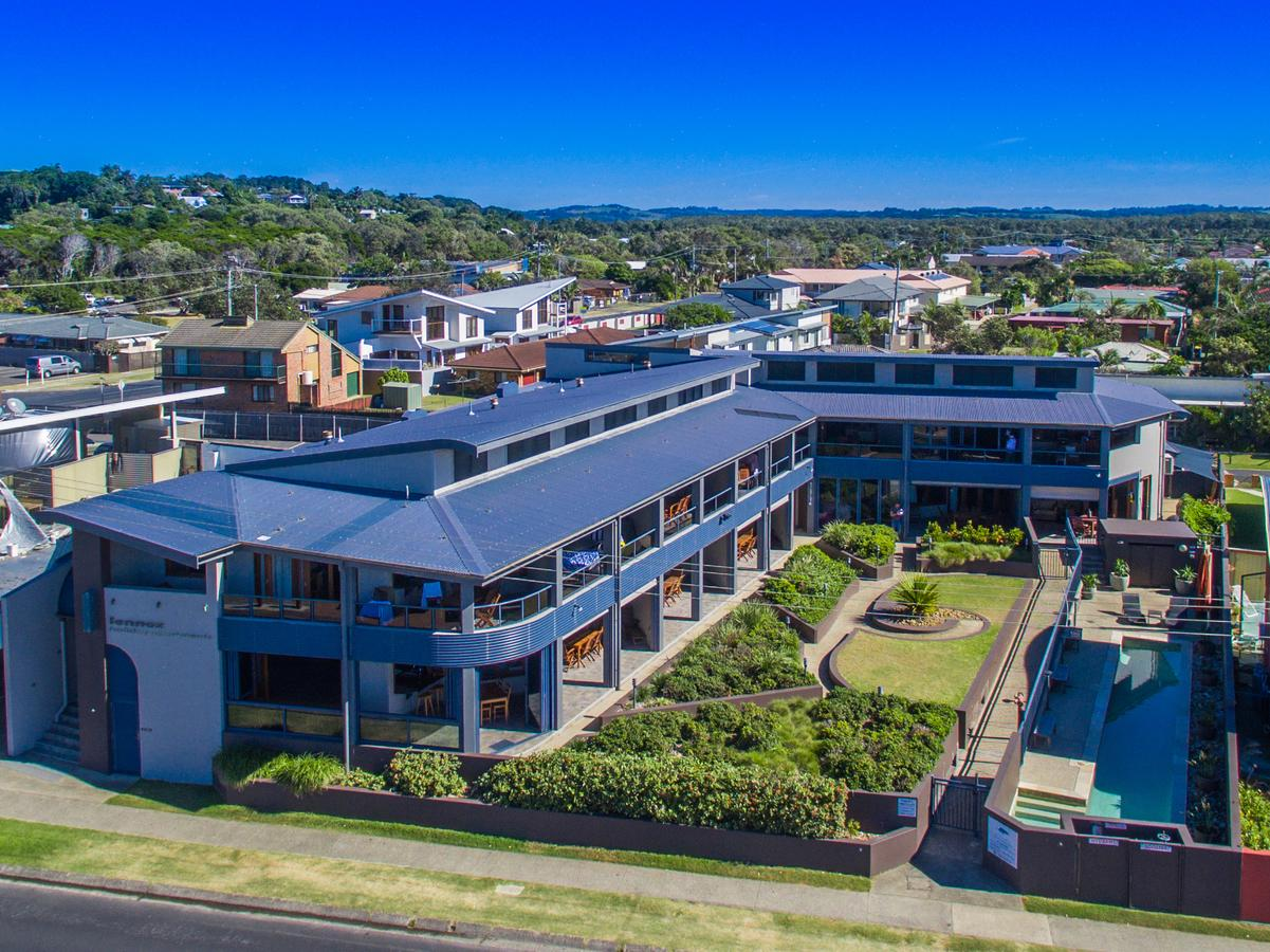 Lennox Holiday Apartments - Accommodation Batemans Bay
