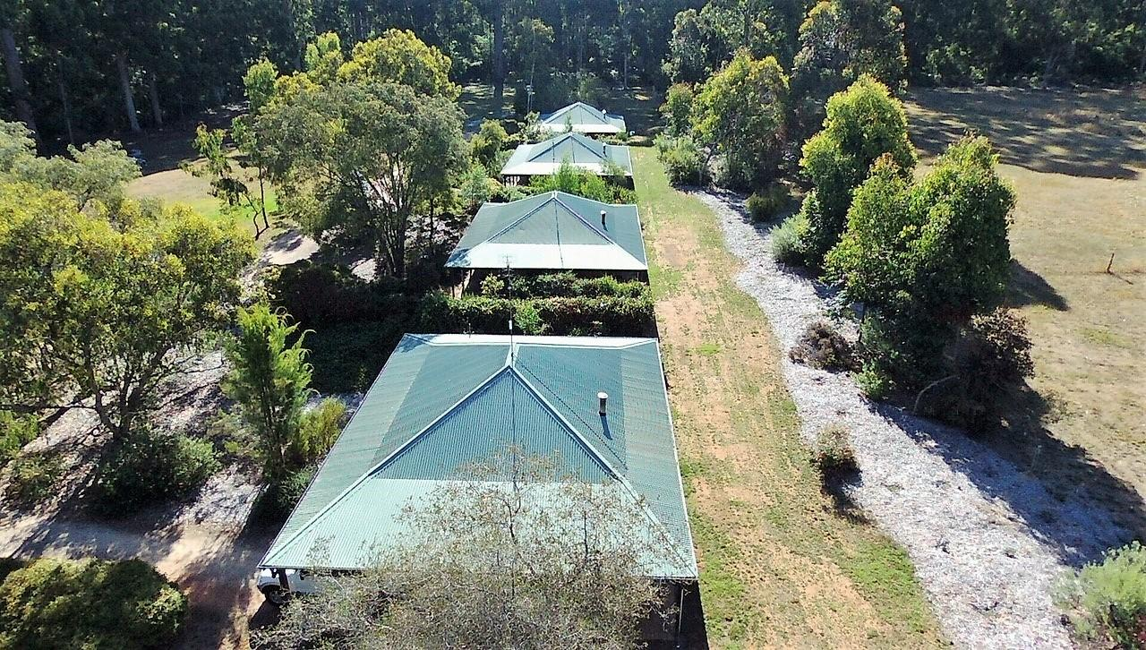 Treenbrook Cottages - Accommodation Batemans Bay