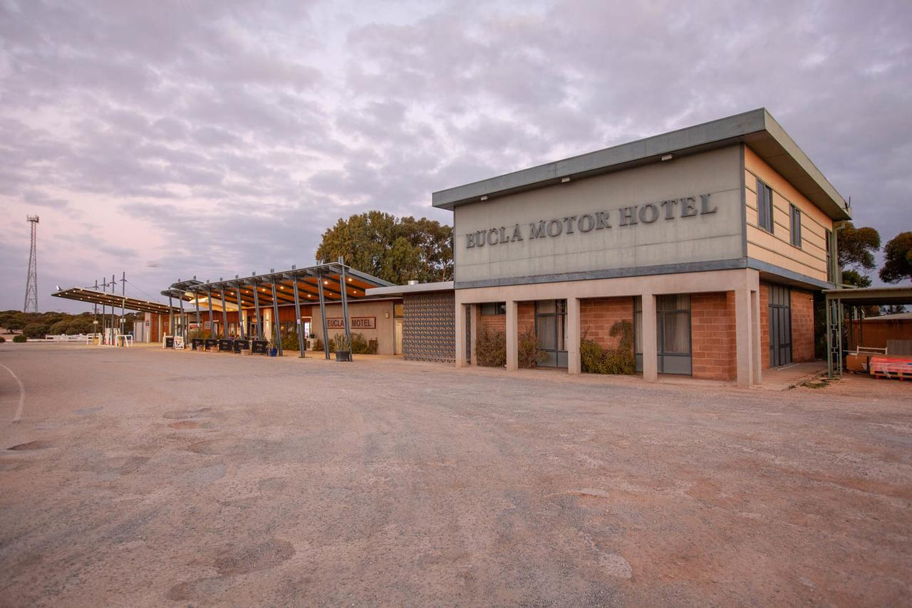 EUCLA MOTOR HOTEL - Accommodation Batemans Bay