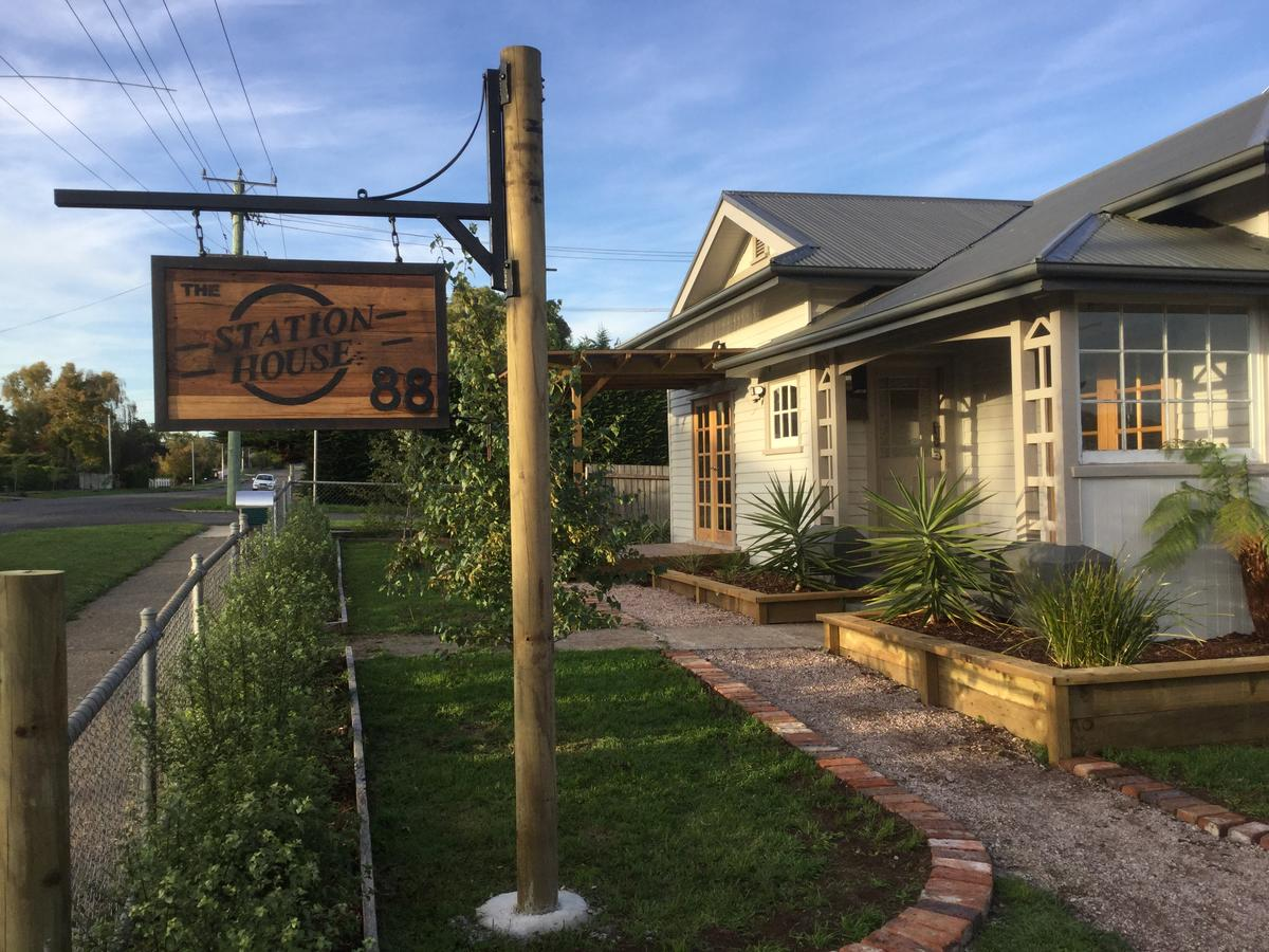 The Station House - Accommodation Batemans Bay