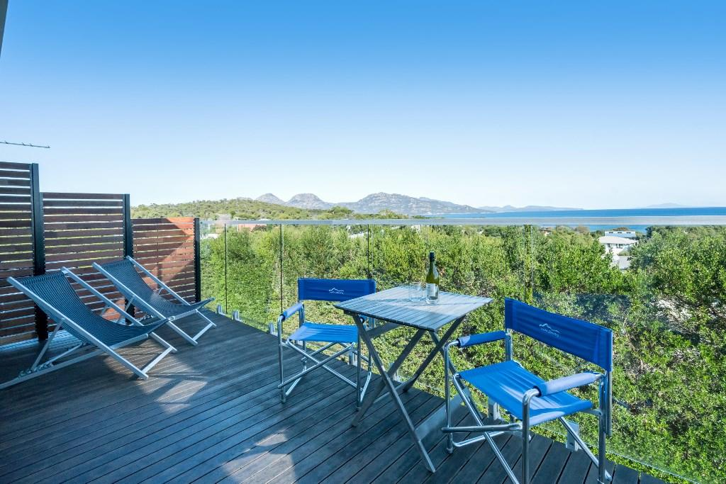 Freycinet Panorama - Accommodation Batemans Bay