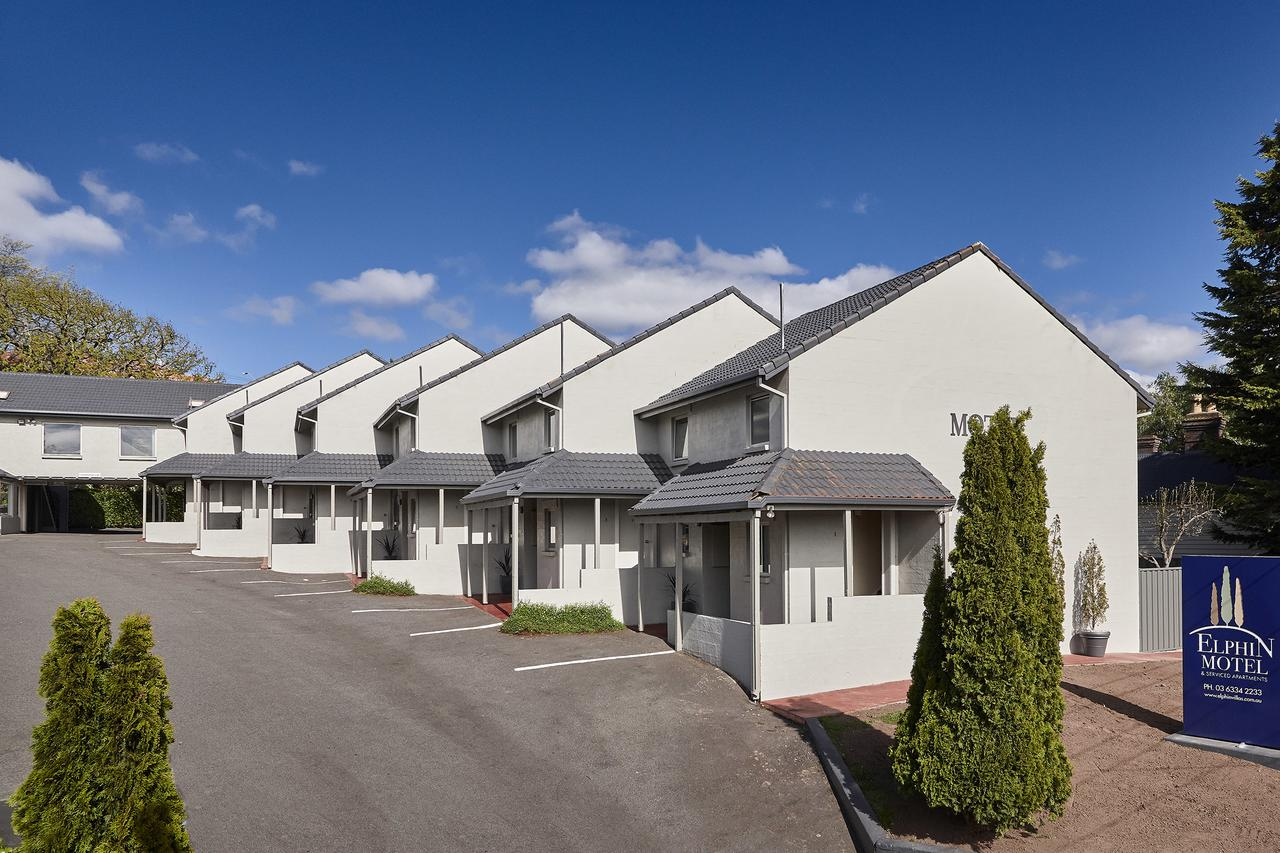 Elphin Motel  Serviced Apartments - Accommodation Batemans Bay