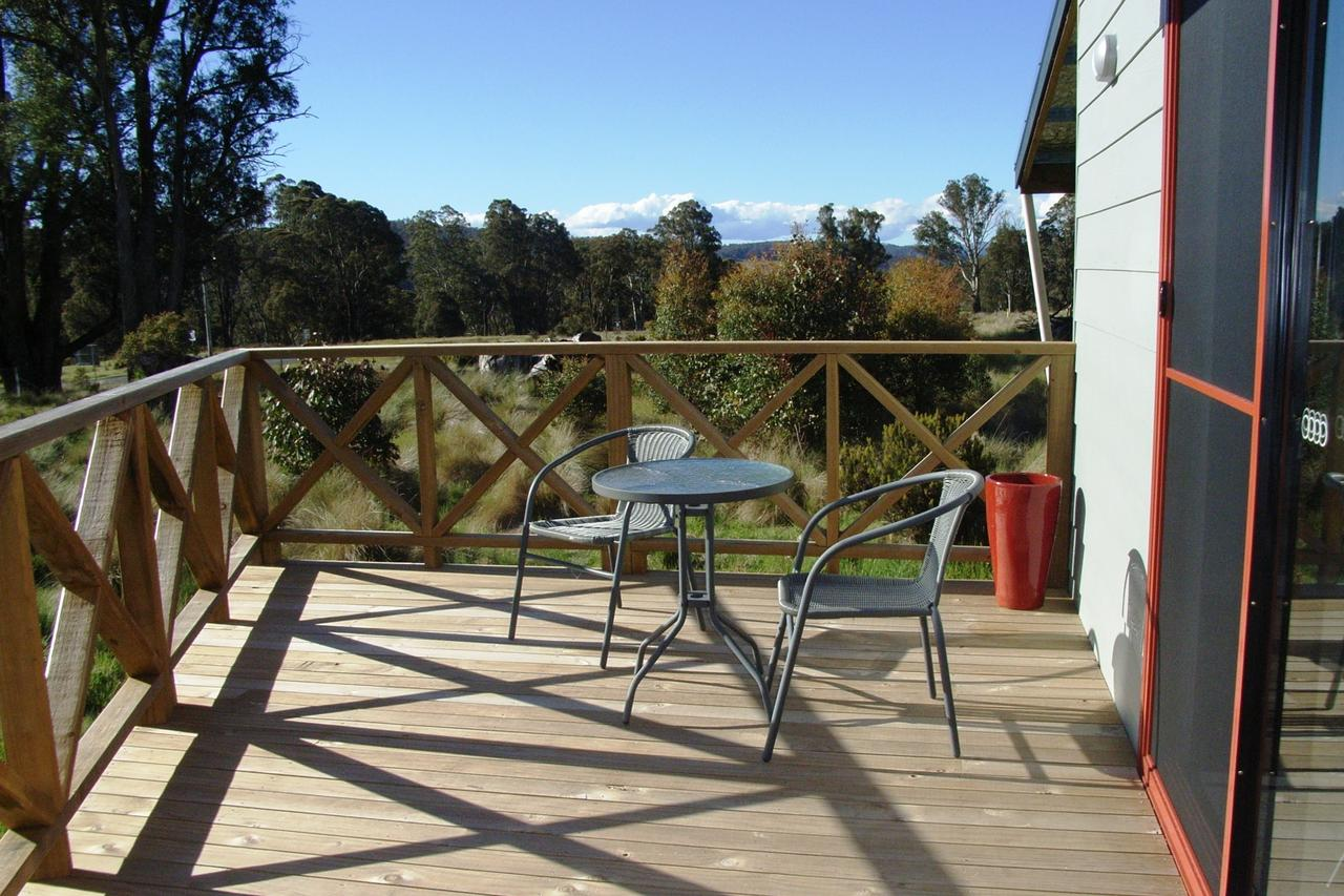 Highland Cabins and Cottages at Bronte Park - Accommodation Batemans Bay