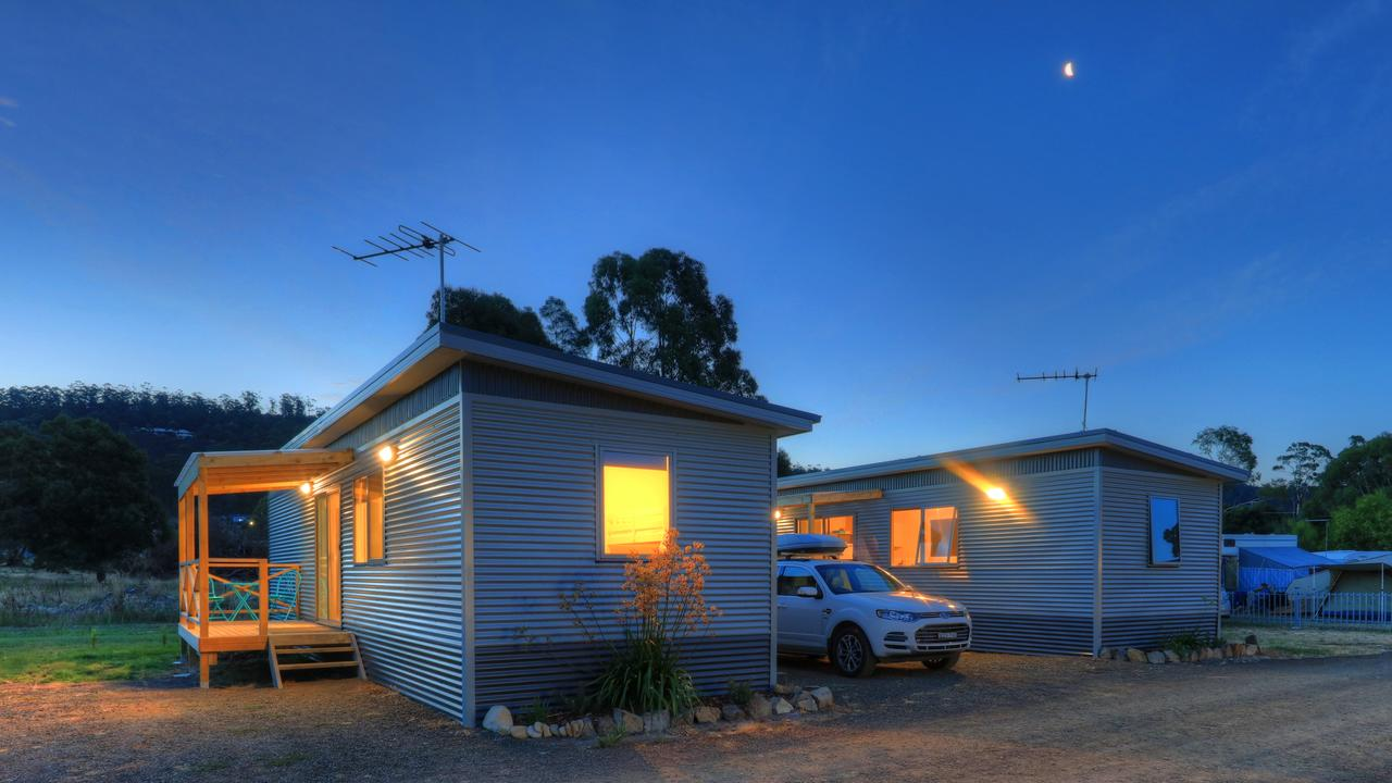 Orford Beachside Holiday Park - Accommodation Batemans Bay