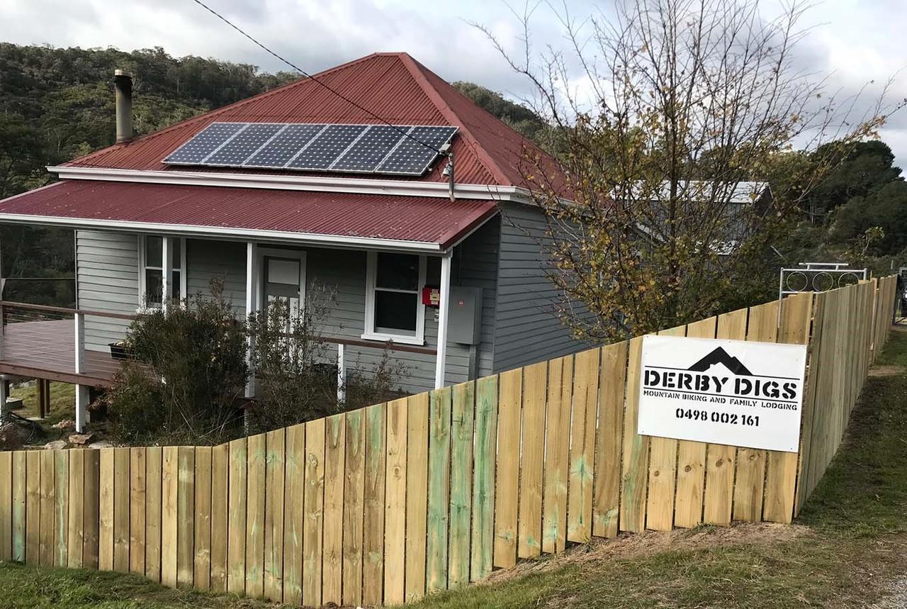Derby Digs Cottage - Accommodation Batemans Bay