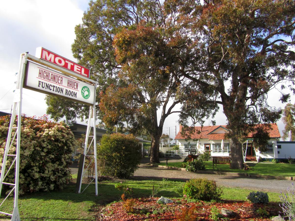 Highlander Haven Motel - Accommodation Batemans Bay