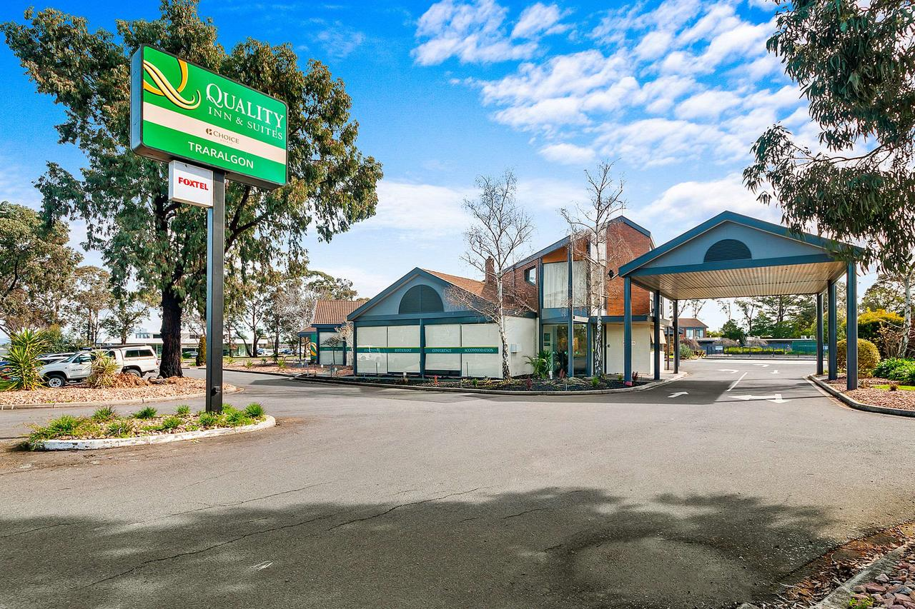 Quality Inn  Suites Traralgon - Accommodation Batemans Bay