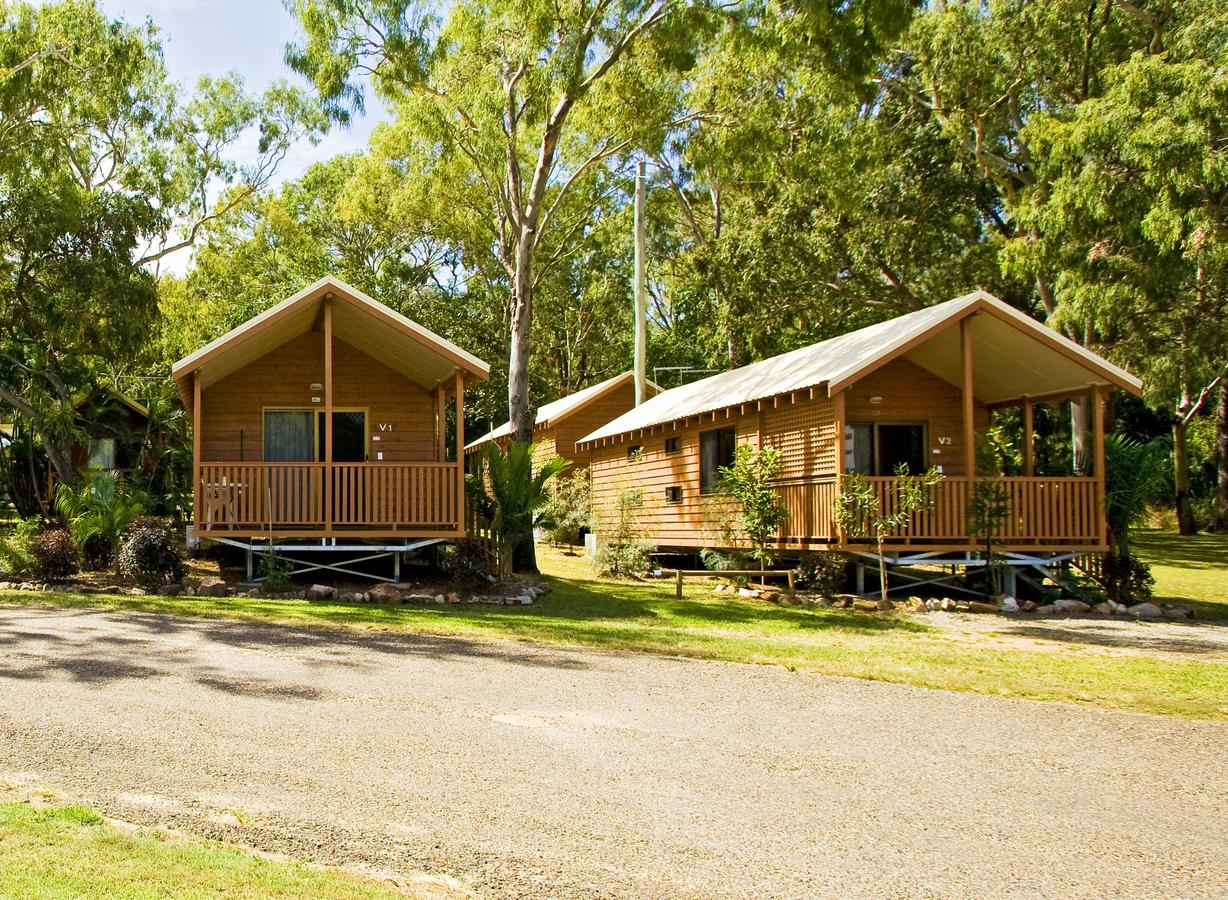 Captain Cook Holiday Village 1770 - Accommodation Batemans Bay