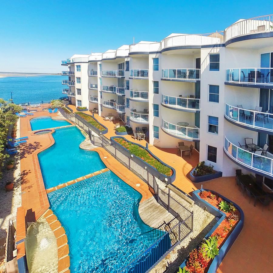 Watermark Resort Caloundra - Accommodation Batemans Bay