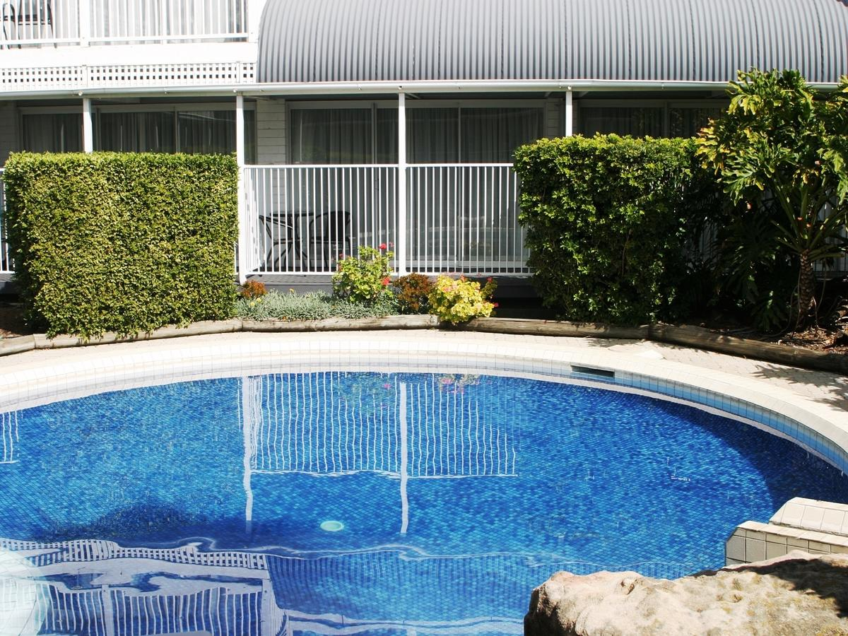 Dalby Manor Motor Inn - Accommodation Batemans Bay