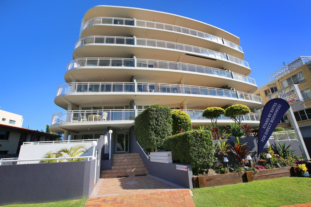 Belvedere Apartments - Accommodation Batemans Bay
