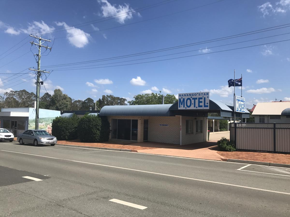 Nanango Star Motel - Accommodation Batemans Bay