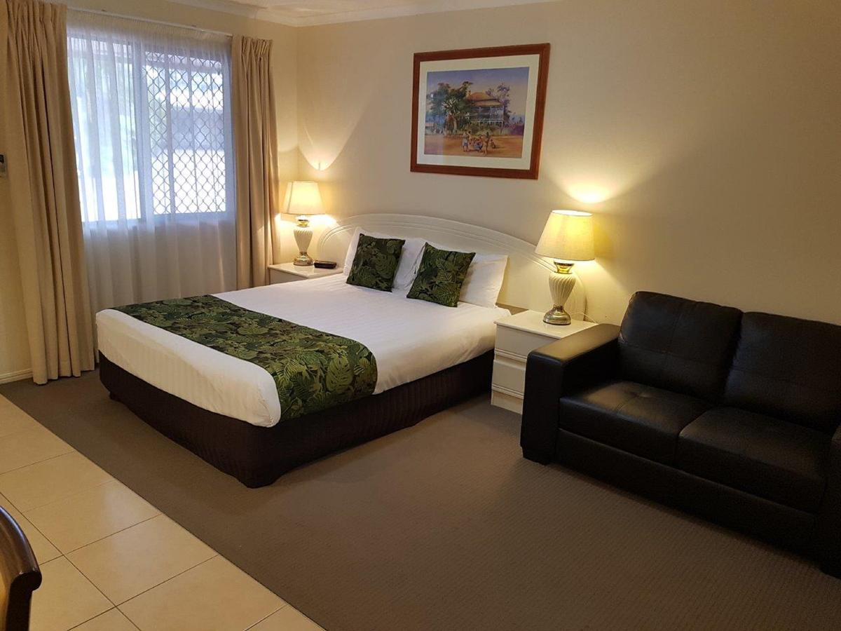 The Palms Motel - Accommodation Batemans Bay
