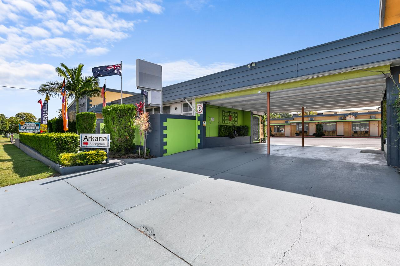 Arkana Motel - Accommodation Batemans Bay